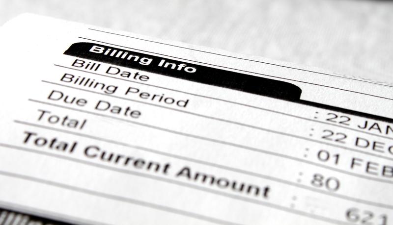 billing notice